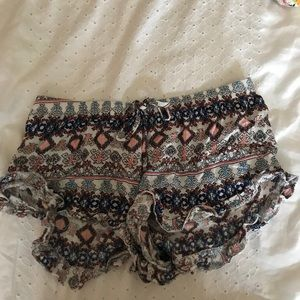 Cotton Candy LA Shorts - 2 for 20! Flowy shorts